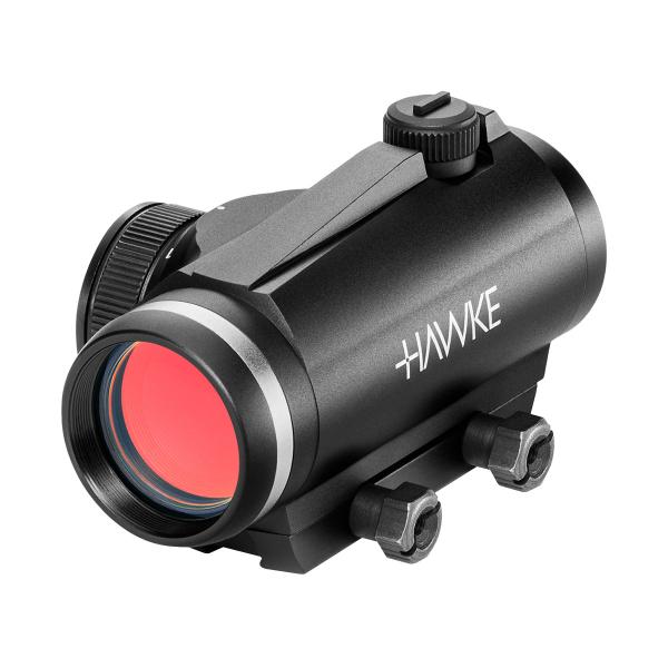 купить Коллиматорный прицел HAWKE Vantage Red Dot 1x25 9-11 mm