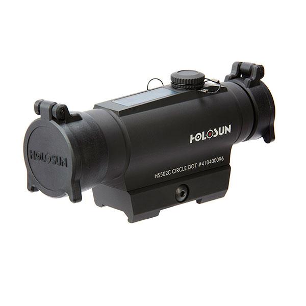 купить Коллиматорный прицел HOLOSUN Infiniti HS502C QD (быстросъемный)