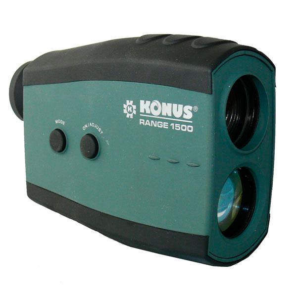 купить Лазерный дальномер KONUS Range-1500 8x30