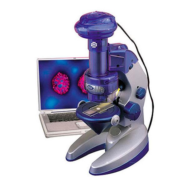 купить Детский микроскоп KONUS KONUSPIX-450X