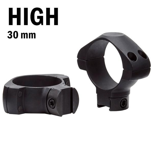 купить Крепление для прицела KONUS STEEL-AG Монтажные кольца 30мм (высокие)