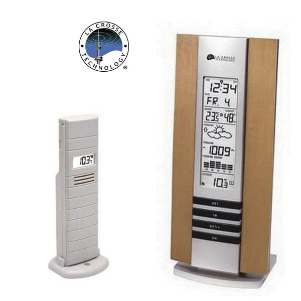 купить Метеостанция LA CROSSE WS7394IT-S-MAC