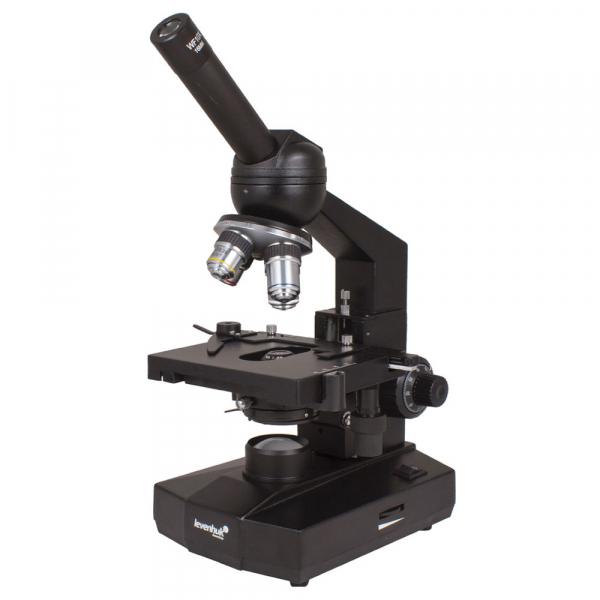 купить Микроскоп LEVENHUK 320 40x-1600x