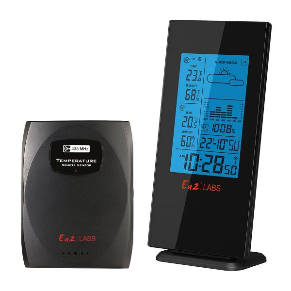 купить Метеостанция EA2 BL508 Slim