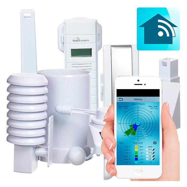 купить Метеостанция LA CROSSE MA10065 Kit Pro-WHI (метеостанция для смартфона)