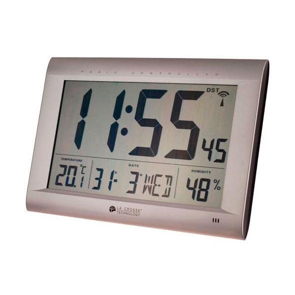 купить Метеостанция LA CROSSE WS8009-SIL