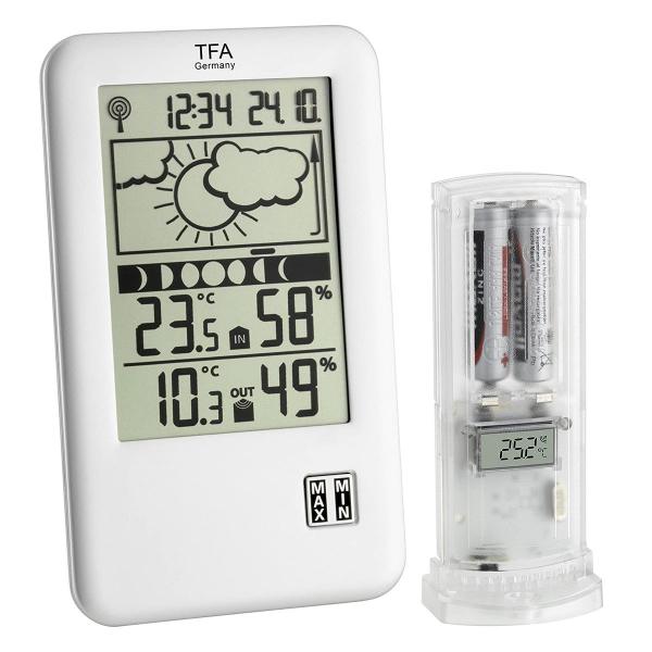 купить Метеостанция TFA Neo Plus