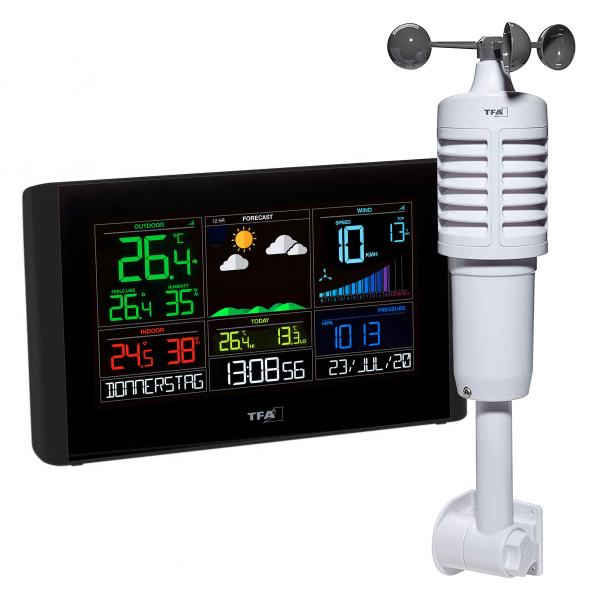 купить Метеостанция TFA View Breeze (с Wi-Fi)