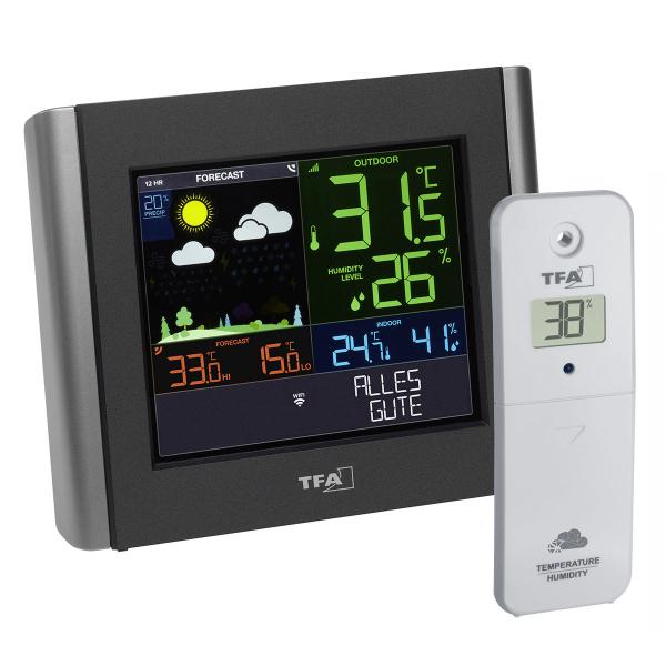 купить Метеостанция TFA View Meteo (c Wi-Fi)