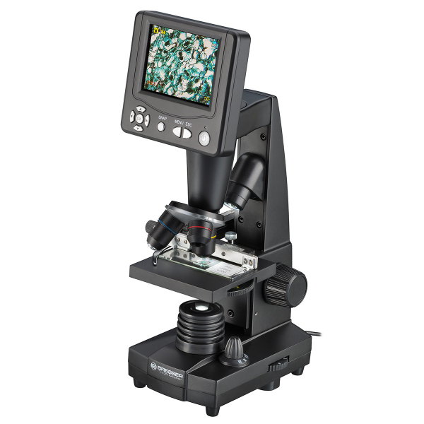 купить Цифровой микроскоп BRESSER Biolux LCD 50x-2000x