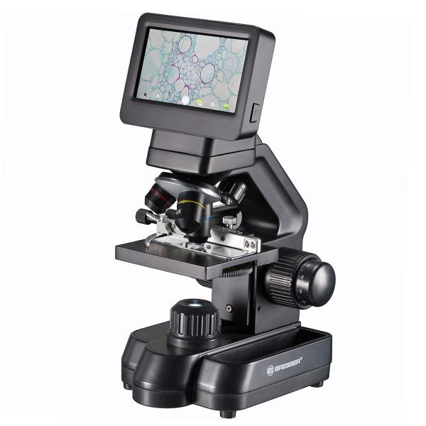 купить Цифровой микроскоп BRESSER Biolux LCD Touch 5MP HDMI
