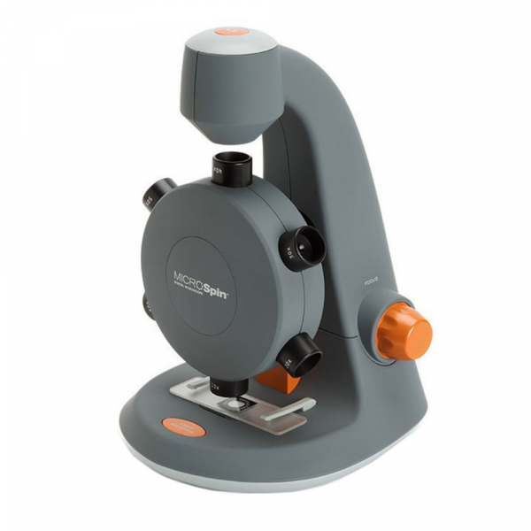 купить Цифровой микроскоп CELESTRON MicroSpin 2MP 100x-600x Digital