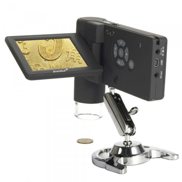 купить Цифровой микроскоп LEVENHUK DTX 500 Mobi
