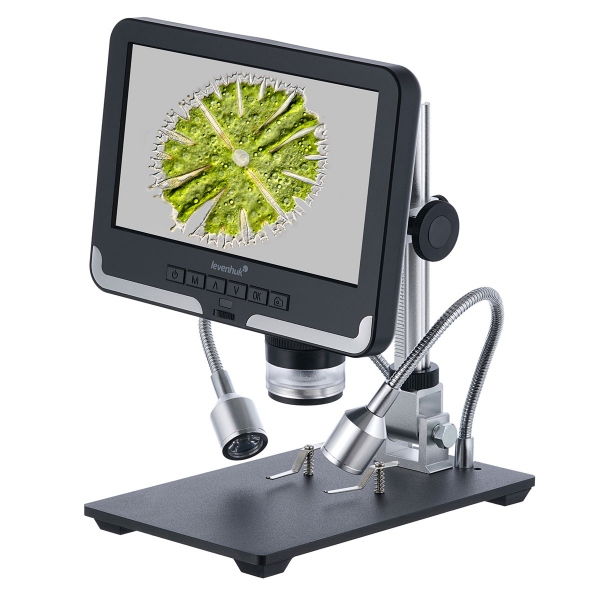 купить Цифровой микроскоп LEVENHUK DTX RC2 (с пультом ДУ)