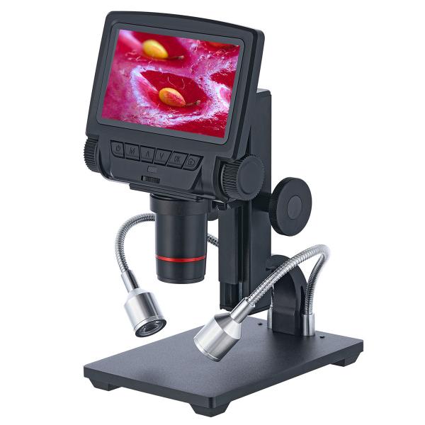 купить Цифровой микроскоп LEVENHUK DTX RC3 (с пультом ДУ)
