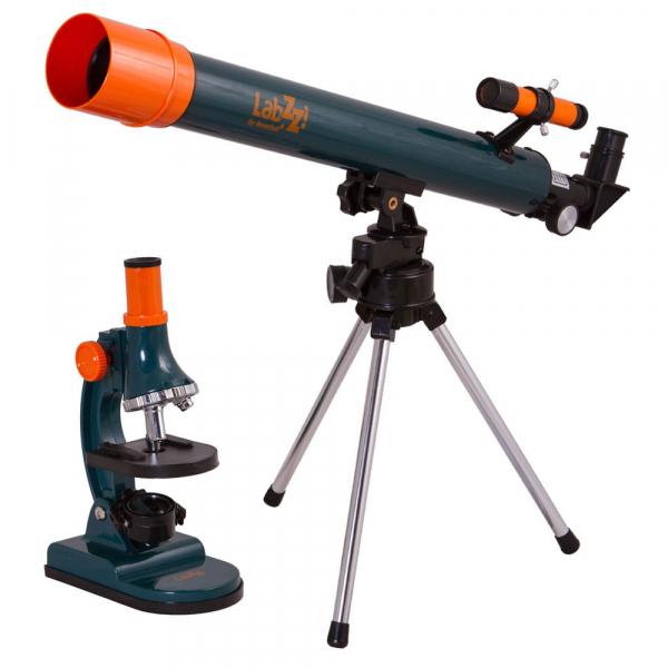купить Детский микроскоп LEVENHUK LabZZ MT2