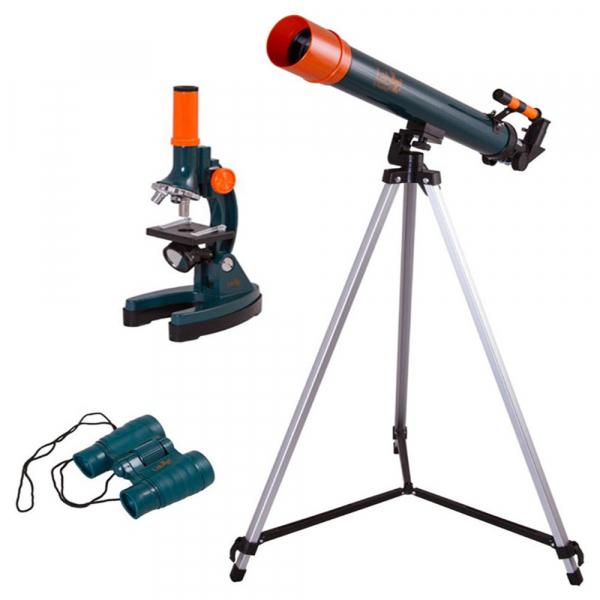 купить Детский микроскоп LEVENHUK LabZZ MTВ3