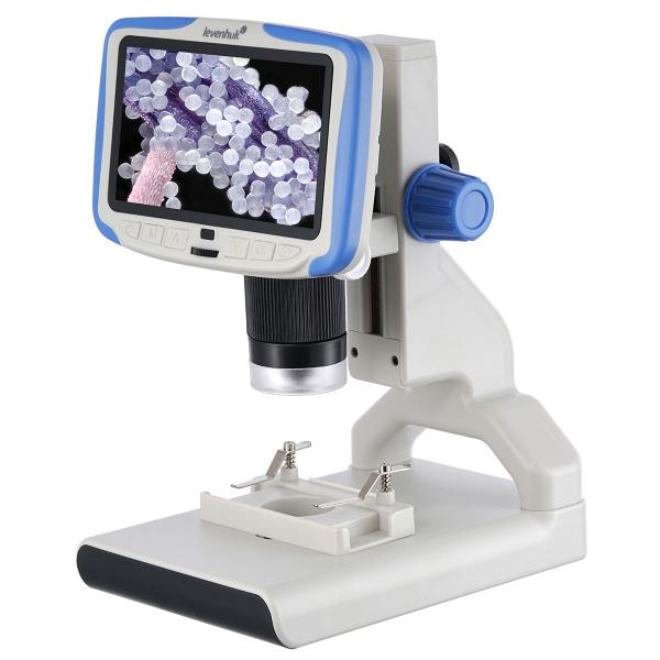 купить Цифровой микроскоп LEVENHUK Rainbow DM500 LCD (с пультом ДУ)