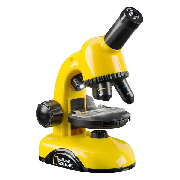 купить Микроскоп NATIONAL GEOGRAPHIC Biolux 40x-800x (с адаптером для смартфона)