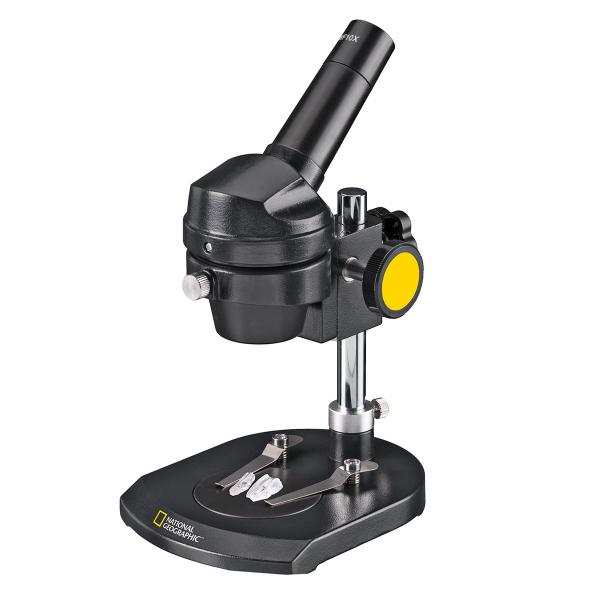 купить Детский микроскоп NATIONAL GEOGRAPHIC Mono 20x (с кейсом)
