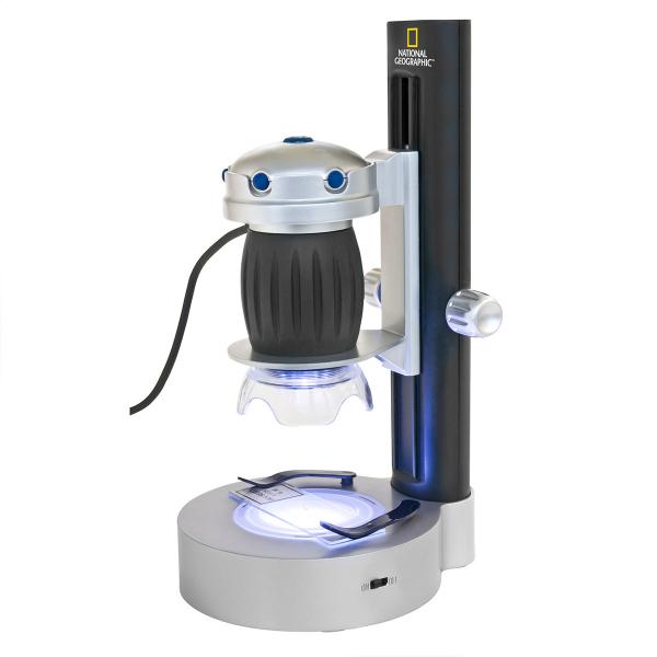 купить Цифровой микроскоп NATIONAL GEOGRAPHIC Universal 20x/200x