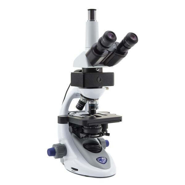 купить Микроскоп OPTIKA B-293LD1 100x-1000x Trino Fluorescence