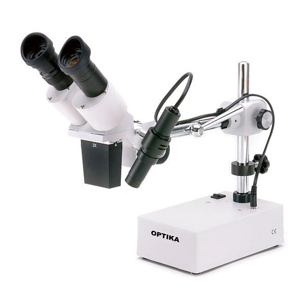 купить Микроскоп OPTIKA ST-50LED 20x Bino Stereo