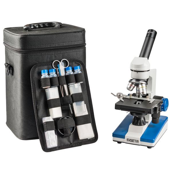 купить Микроскоп SIGETA UNITY PRO 40x-640x LED Mono