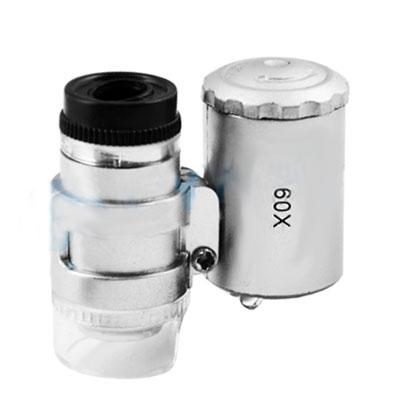 купить Микроскоп SIGETA MINI LED 60x