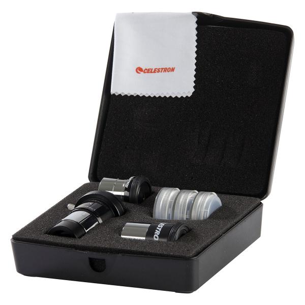 """купить  CELESTRON Набор окуляров и фильтров AstroMaster 1.25"""""""