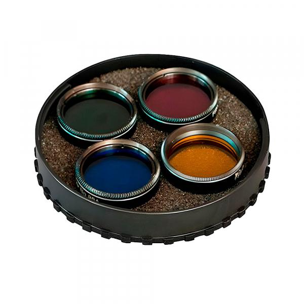 купить  ARSENAL Набор светофильтров LRGB для астроном/камер (голубой, красный, ИК, зелёный), 1.25