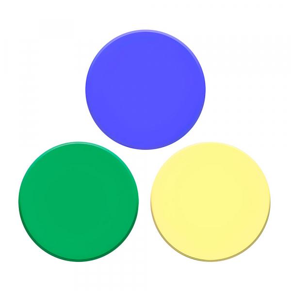 купить  SIGETA Набор светофильтров для микроскопов (Blue/Yellow/Green)