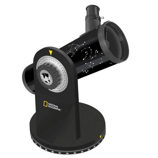 купить Телескоп NATIONAL GEOGRAPHIC 76/350 Добсон