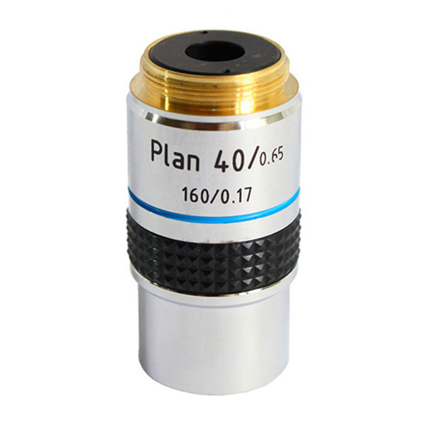 купить Объектив для микроскопа DELTA OPTICAL Plan 40x Genetic Pro