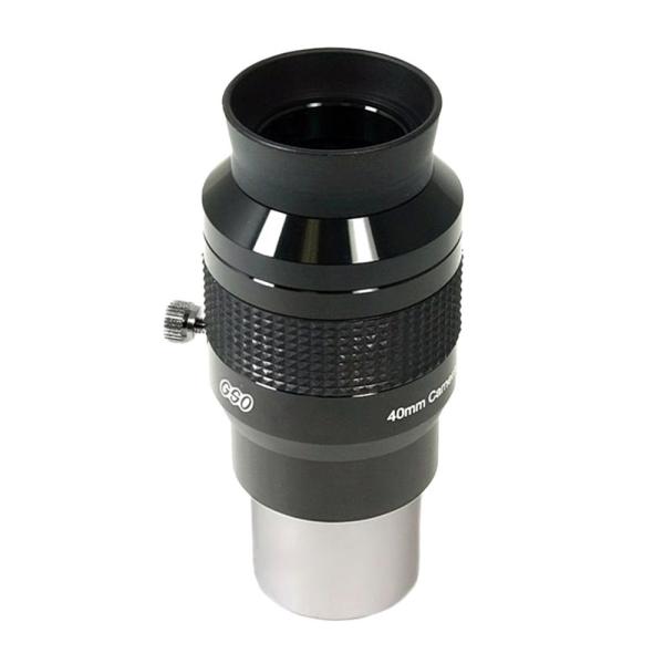 """купить Окуляр GSO Plossl 40мм, 45°, камера-адаптер, 1.25"""""""