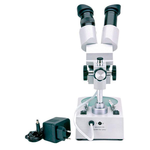 купить Микроскоп OPTIKA ST-30-2LedR 20x-40x Bino Stereo
