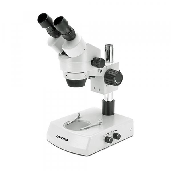 купить Микроскоп OPTIKA SZM-1 7x-45x Bino Stereo Zoom
