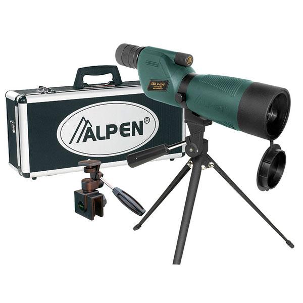 купить Подзорная труба ALPEN 15-45x60 N KIT Waterproof