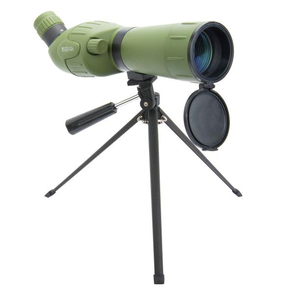 купить Подзорная труба KONUS KONUSPOT-60C 20-60x60 со штативом