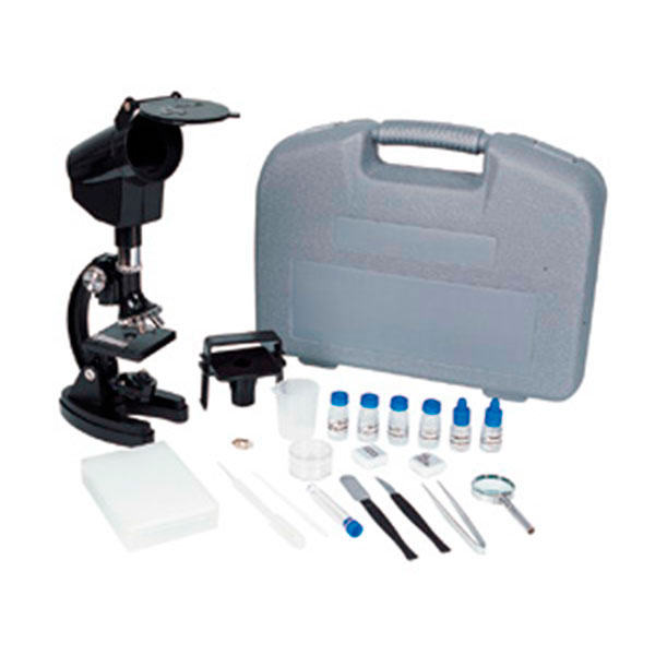 купить Детский микроскоп SIGETA Orpheus (300x, 600x, 1200x) (в кейсе)