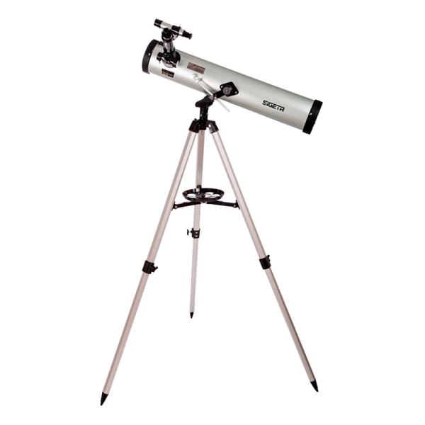 купить Телескоп SIGETA Virgo 76/700 (с кейсом)