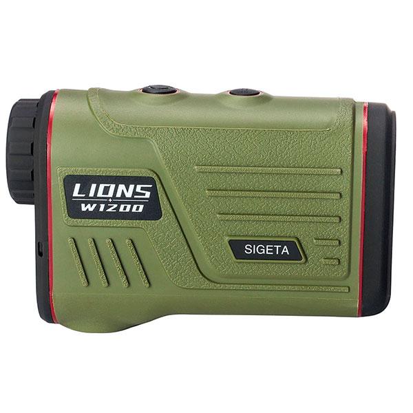 купить Лазерный дальномер SIGETA LIONS W1200A