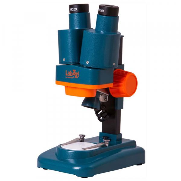 купить Детский микроскоп LEVENHUK LabZZ M4 40x стерео