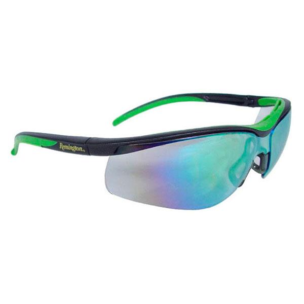 купить Стрелковые очки REMINGTON T-71 (зеркальные зеленые)