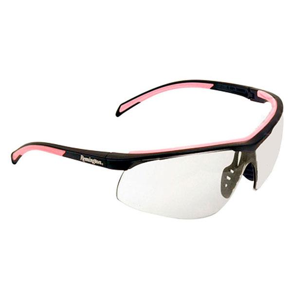 купить Стрелковые очки REMINGTON T-71 PINK (прозрачные)