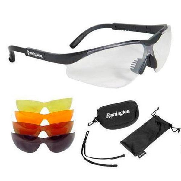 купить Стрелковые очки REMINGTON T-85 (со сменными линзами)