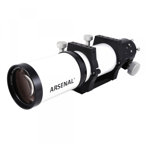 купить Оптическая труба ARSENAL 80/560 ED (с кейсом)