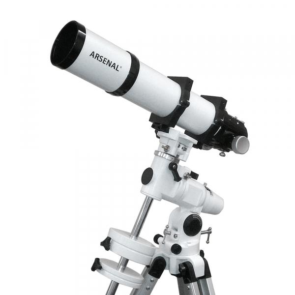 купить Телескоп ARSENAL 80/560 EQ3-2 ED (с кейсом)