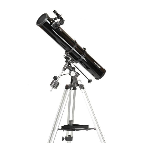 купить Телескоп ARSENAL Synta 114/900 EQ1