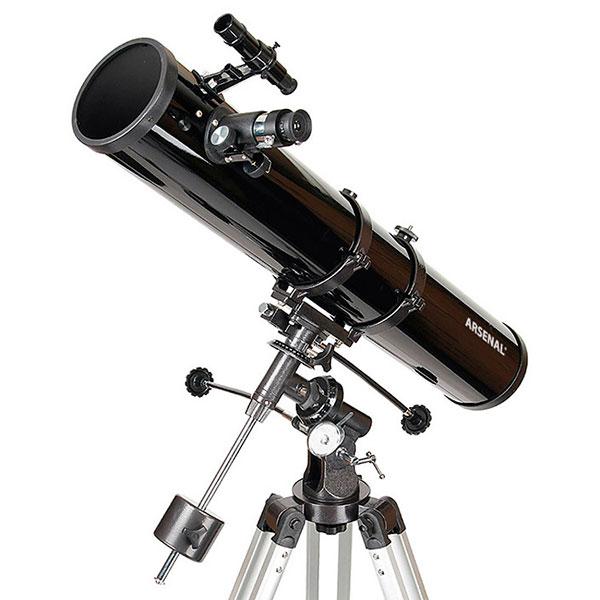 купить Телескоп ARSENAL Synta 114/900 EQ2